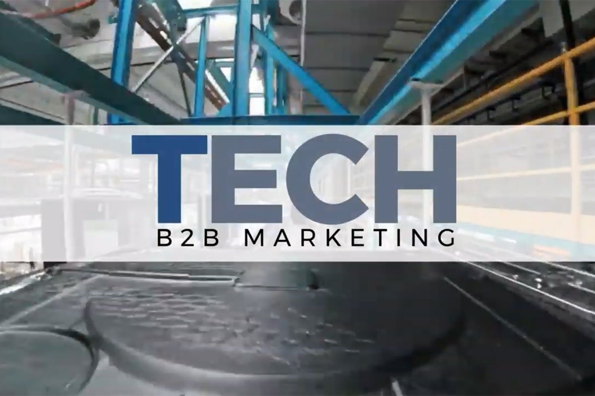 Tech B2B New Website Is Live