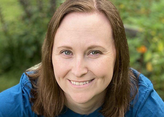 headshot photo of Tech B2B's Jessica MacNeil